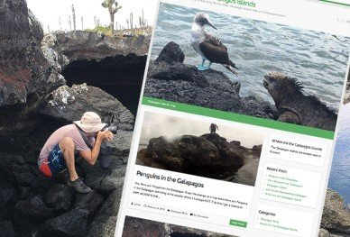 Where Are The Galapagos Islands Website