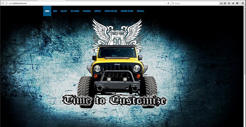 4490 customs Orlando 4 wheel parts and custom Wheels